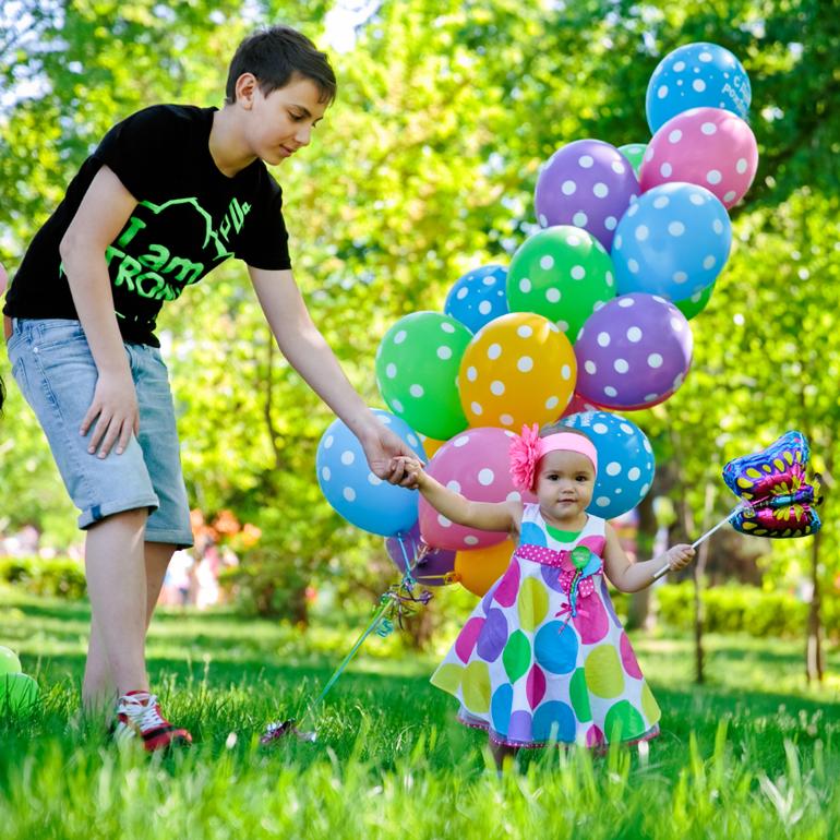 Первый день рождения вашего малыша