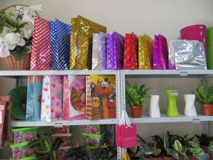 Подарочные пакеты (1)