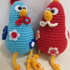 Обновление коллекции игрушек ручной работы