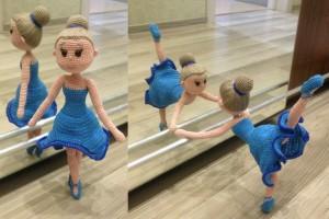 куколки - балерина