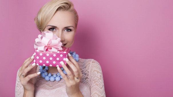 Какой подарок подарить женщине