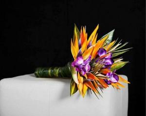 Strelitzia bouquet