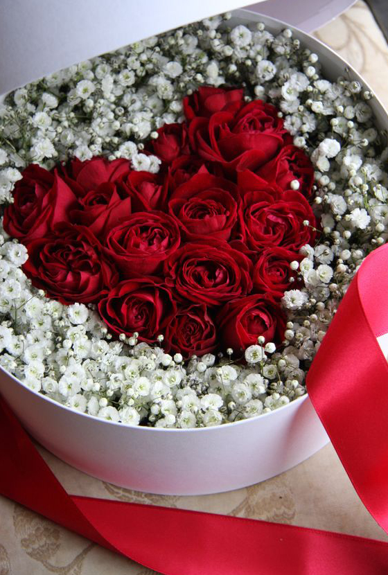 День всех влюбленных. Дарим подарки от души.