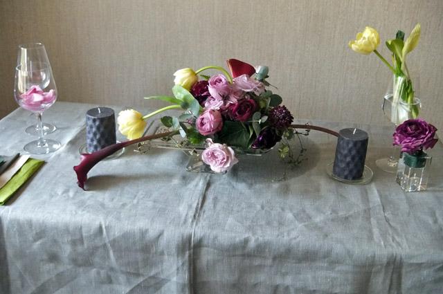 Бюджетное украшение дома цветами