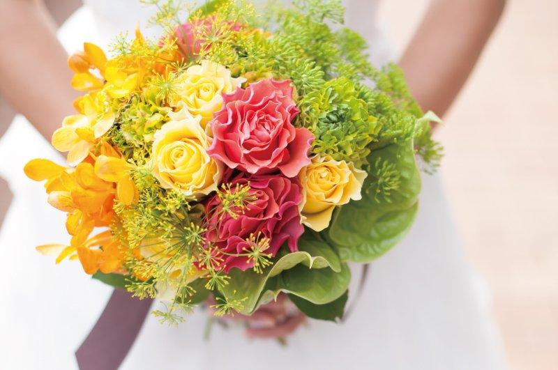 Мода 2019 года в свадебной флористике: с каким букетом идти под венец?